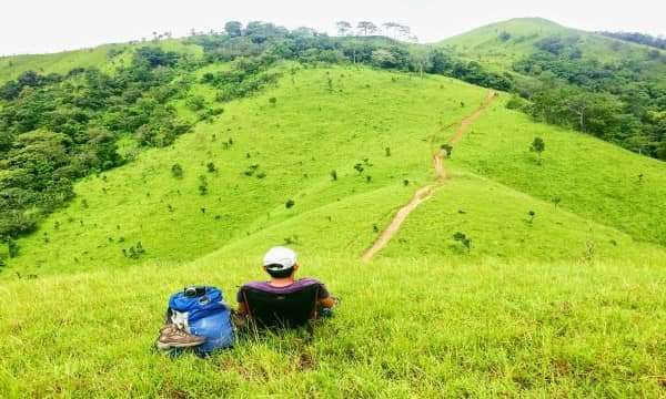 Kỹ năng vượt đồi núi an toàn