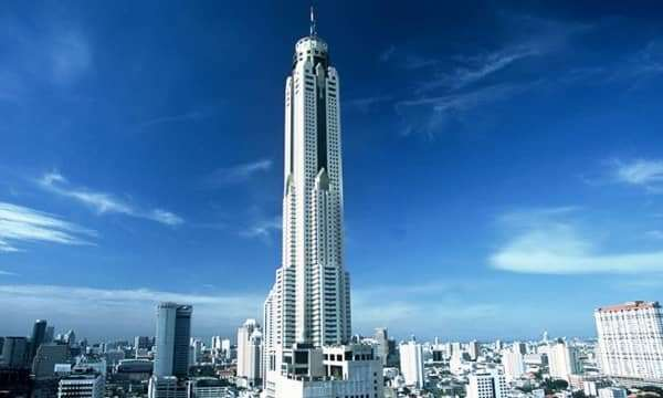 Baiyoke – Tòa nhà cao nhất Thái Lan.