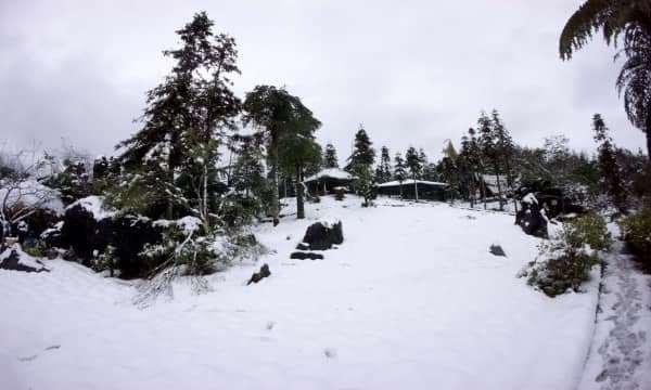 Ngỡ ngàng thiên đường tuyết tại Việt Nam - Sapa mùa đông