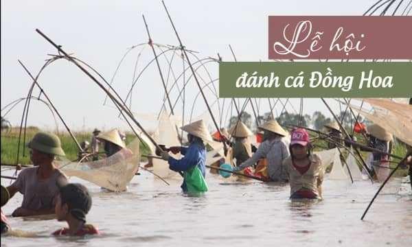 Độc đáo lễ hội bắt cá cầu may tại Hà Tĩnh.