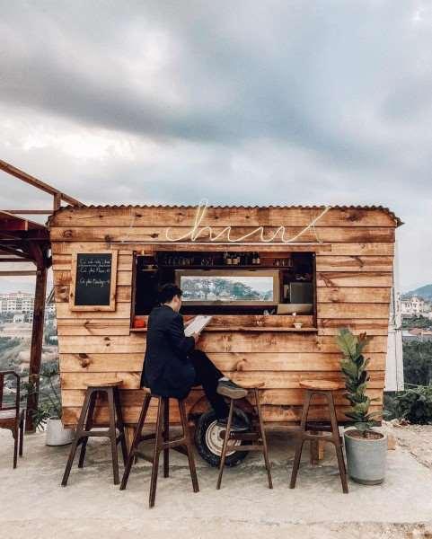 5 quán cà phê mới toanh, view rừng núi tại Đà Lạt