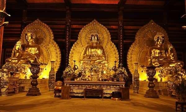 Khám phá những điểm du lịch hành hương nổi tiếng của Châu Á.