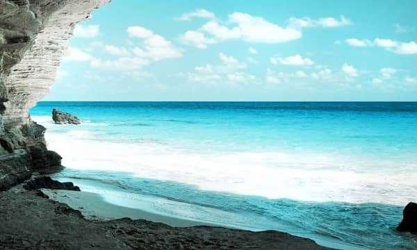 Thu vàng trên biển xanh