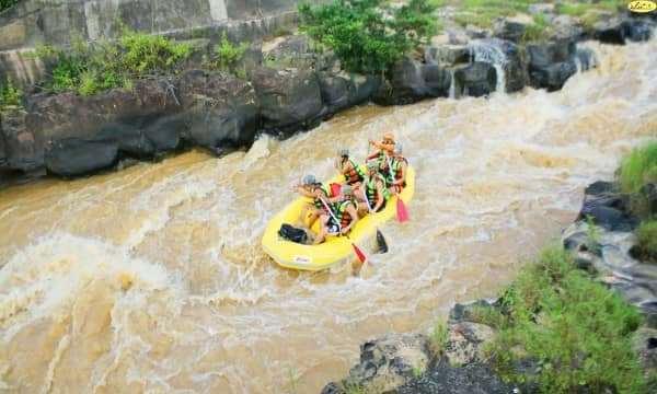Những lưu ý khi tham gia trò chơi Rafting
