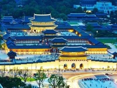 Top 5 địa điểm đẹp và hấp dẫn nhất tại Hàn Quốc