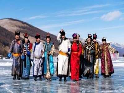 Cái lạnh khắc nghiệt của mùa đông ở Mông Cổ