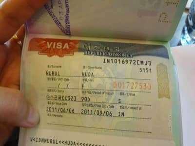 Bí kíp làm thủ tục Visa đi Hàn Quốc nhanh chóng