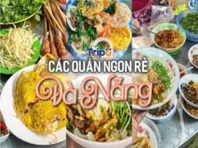 Top những món ăn ngon không thể bỏ qua ở Đà Nẵng