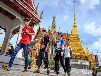 6 điểm đến đầu tiên của Thái Lan đón khách Quốc tế