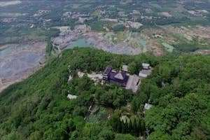 Núi Thị Vải Vũng Tàu - 'chốn bồng lai tiên cảnh'