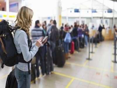 Những mẹo nhỏ khi quá cảnh ở sân bay