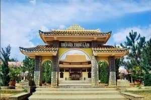 Thiền Viện Trúc Lâm Đà Lạt - Tìm về chốn thanh tịnh