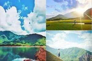 """Lạc lối  """"thiên đường"""" thảo nguyên như tranh vẽ ở Việt Nam"""