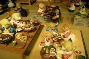 Đắm chìm trong thế giới gấu bông Teddy trên đảo Jeju