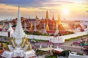 Khám phá Cung điện Hoàng gia ở Bangkok