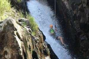 [Cảm nhận] Đu dây vượt thác giữa thiên nhiên - Dalat canyon