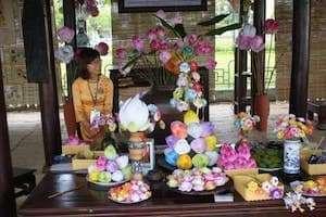 Festival nghề truyền thống Huế 2015