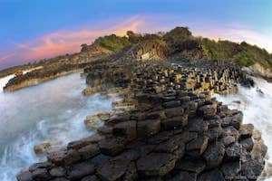 Tham quan tuyệt tác của thiên nhiên tại Phú Yên-Gành Đá Đĩa.