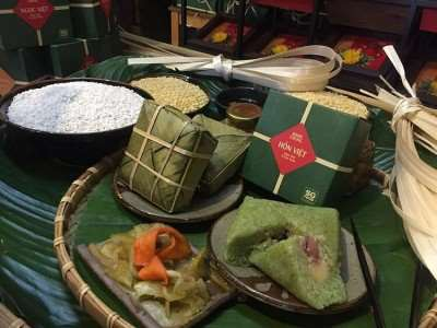 Món ăn may mắn ngày Tết của các nước châu Á