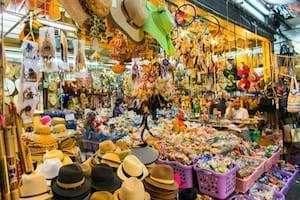 Những khu chợ đêm nhất định phải ghé khi tới Bangkok.