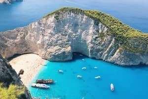 Khám phá Navagio – Bãi biển được mệnh danh đẹp nhất Hy Lạp