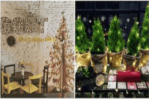 Đà Lạt: Đẹp phát ngất 5 quán cafe đậm màu Giáng Sinh