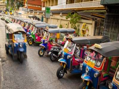 Thái Lan: Một năm hoang tàn vì đại dịch Covid