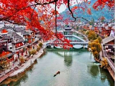 Kinh nghiệm du lịch Phượng Hoàng Cổ Trấn Trung Quốc