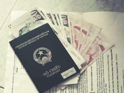 Ds 60 quốc gia miễn visa du lịch ngắn ngày  cho người Việt Nam
