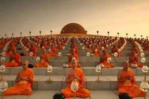 Những ngôi chùa độc đáo nên ghé thăm ở xứ chùa vàng-Thái Lan