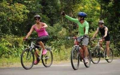 Đạp xe về Mũi Né