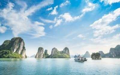 Tour Đà Lạt - Hải Phòng - Hạ Long  - Hà Nội