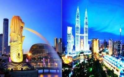 ĐÀ LẠT - NHA TRANG - MALAYSIA - SINGAPORE