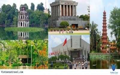 City Tour Hà Nội 1 ngày'