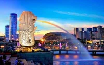 ĐÀ LẠT - HCM - SINGAPORE - MALAYSIA - INDONESIA