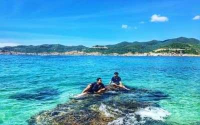 Đà Lạt - Đảo Bình Ba - Nha Trang - Đà Lạt