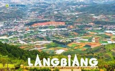 TOUR LANGBIANG VÀ CITY TOUR ĐÀ LẠT (TTV 03)