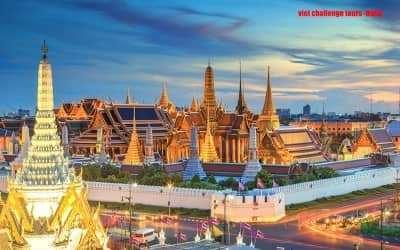 Đà Lạt - Thái Lan (Tour tiết kiệm 03)