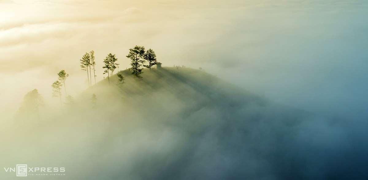 Săn mây Đà Lạt